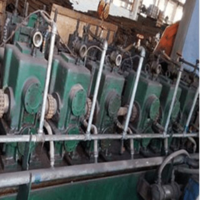 42石轴二手焊管设备