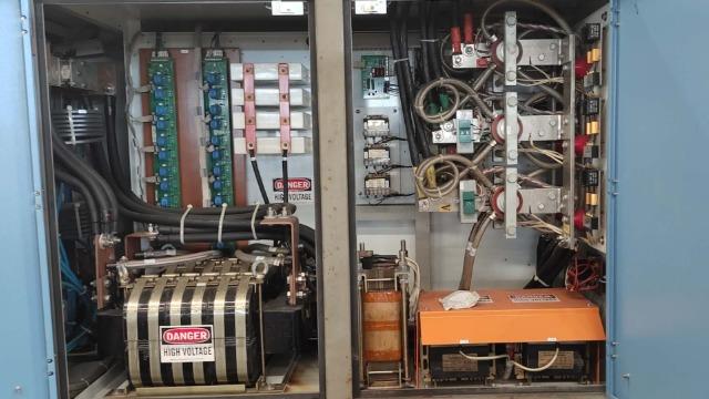 固态高频焊机安装总体要求