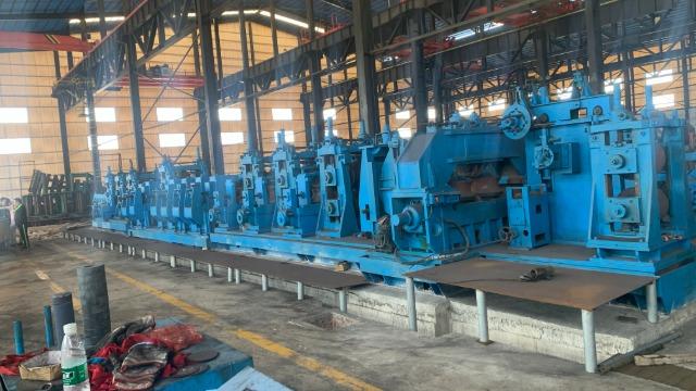为什么客户会更倾向于选择二手焊管生产线?