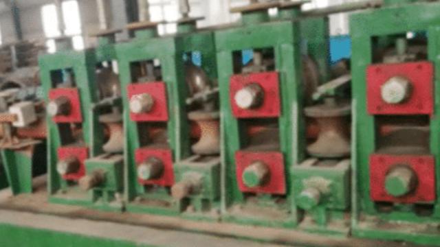 二手焊管机组设备车间摆放布局、平面布置的基本要求