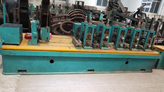 二手直缝焊管设备焊接过程中经常出现的一些问题
