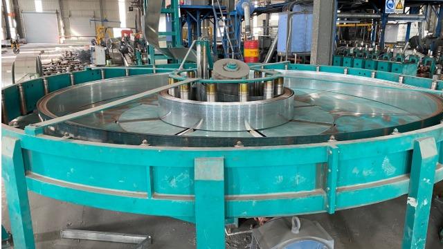 二手高频焊管生产线使用螺旋活套的一些优点
