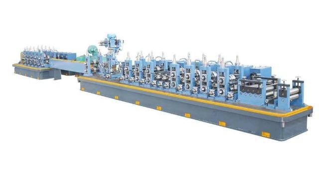 二手方管成型生产线生产方矩管的多种成型工艺