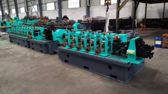 二手高频焊管机生产管筒尺寸缺陷成因及解决