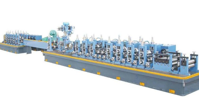 二手高频焊管生产线都由哪些设备组成?