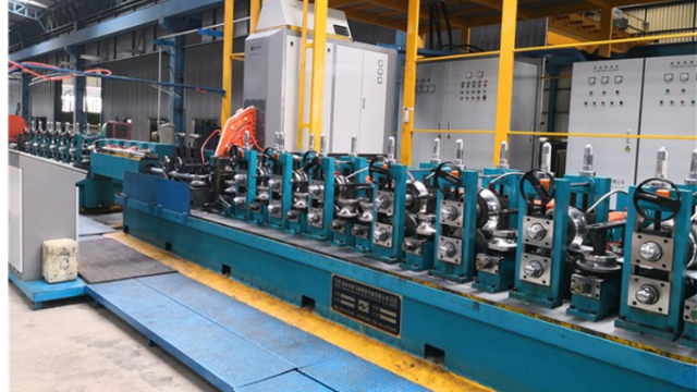 方管机器设备直接成形工艺技术及其发展