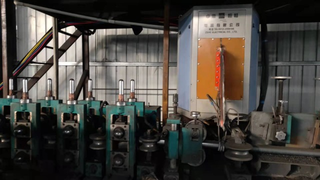 高频管焊设备焊接工艺说明
