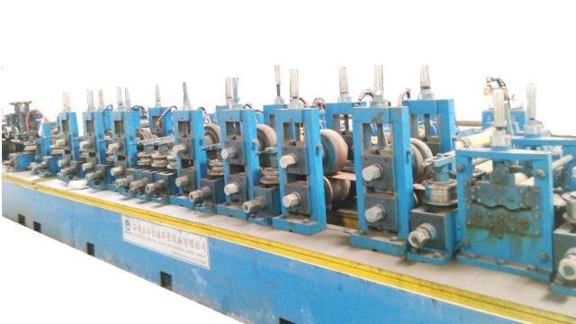 二手直缝焊管生产线常识