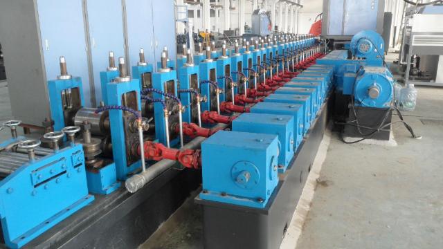 二手高频焊管机高效率环保节能的运用剖析