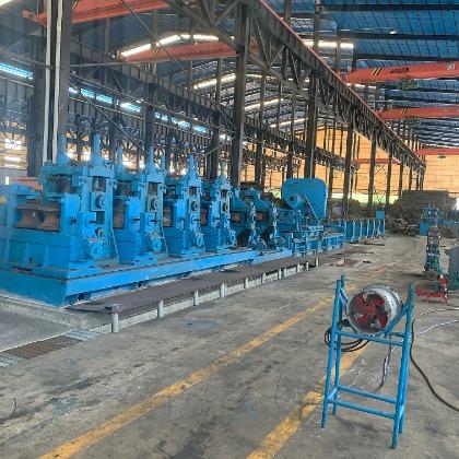 273大型二手焊管机组
