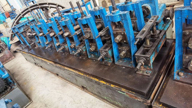二手高频焊管机组焊接热循环的内函与实际意义