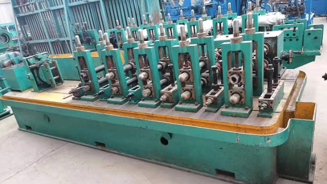 二手高频焊管机组定径段焊管常见质量缺陷解析