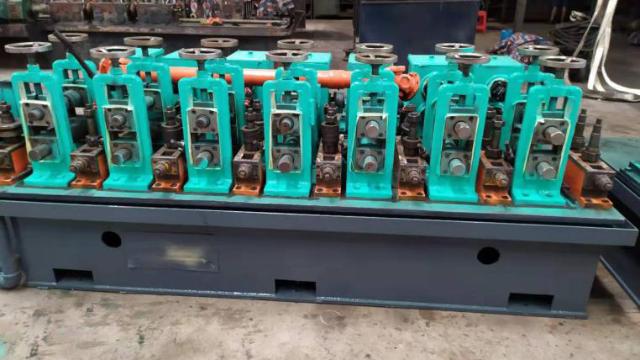 如何分析二手焊管机组的焊缝错位及解决?