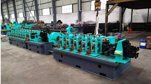 二手焊管机组设备出口,提供哪些维护支持?