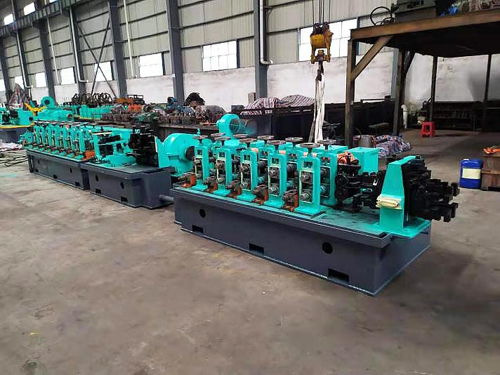 二手焊管生产线平时如何维护保养