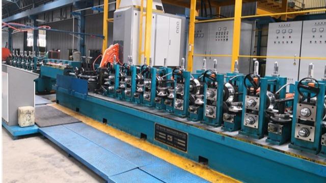 了解二手焊管机组设备的性能针对工作员而言十分关键