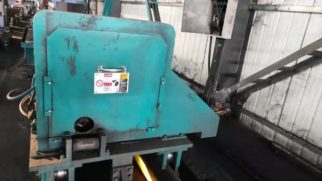 解决二手焊管生产线中飞锯断开后管口缺陷改进对策