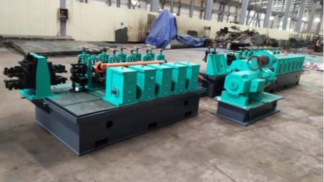 影响二手高频焊管机焊接过程的匹配