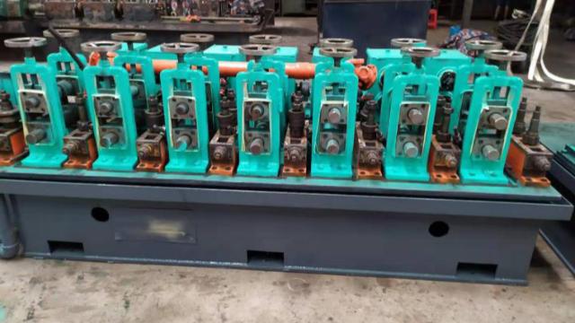 如何解决二手焊管生产线焊缝错位成因?