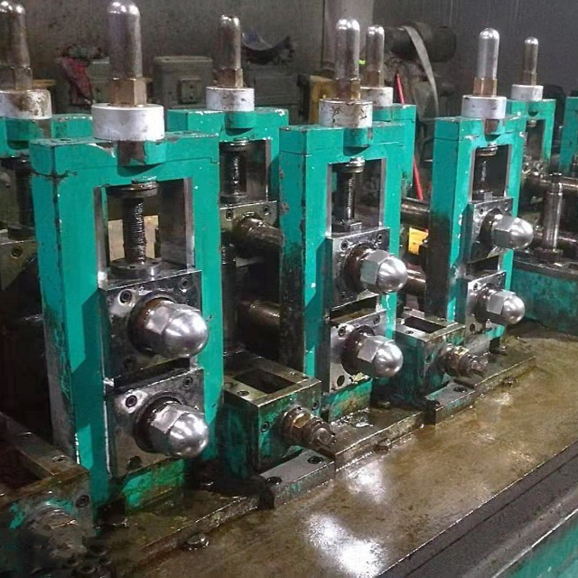 二手南扬32扩60焊管机组