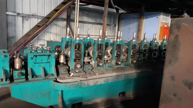 二手焊管机组生产方矩管的两种成型工艺