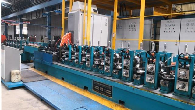 分析二手高频焊管机行业趋势