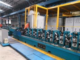 二手焊管设备的自动平头机操作原理及其他注意事项