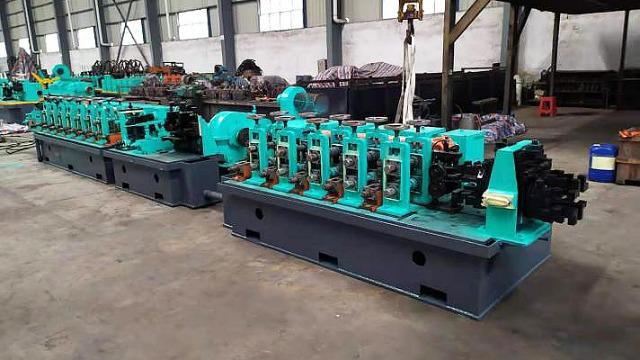 了解二手高频焊管机组焊缝在线热处理冷却有哪些?