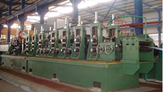 二手方管机器设备直接成型工艺技术及其发展