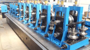 二手高频焊管设备生产焊管时的常见缺陷