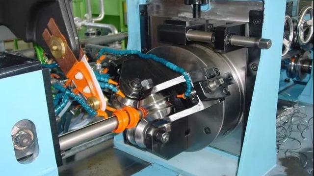 二手直缝焊管生产线的挤压辊形式的那些事(一)