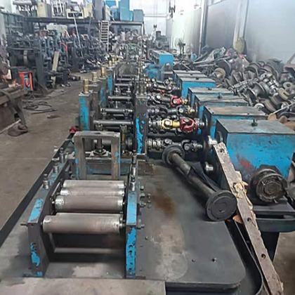 中原50二手焊管设备