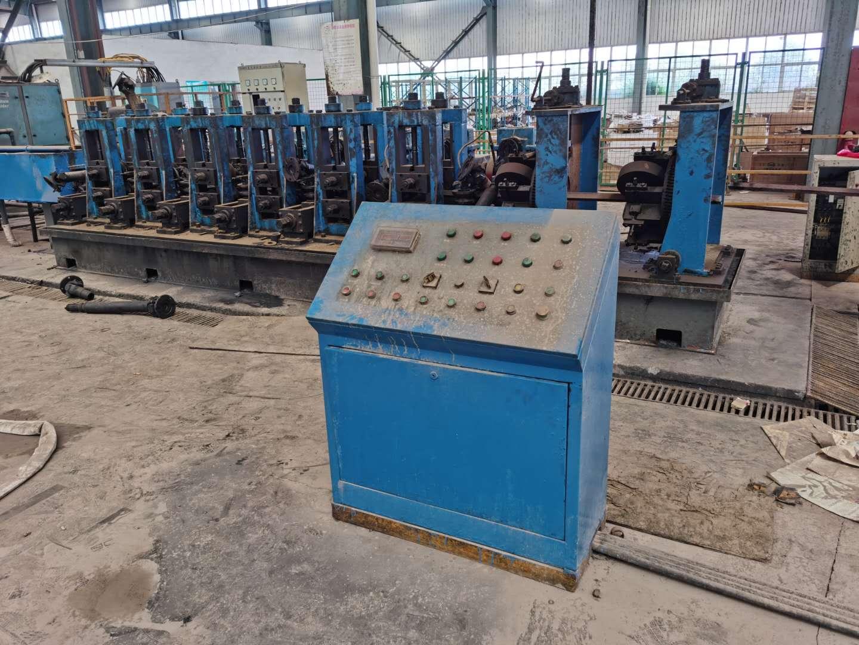 二手焊管制管子机