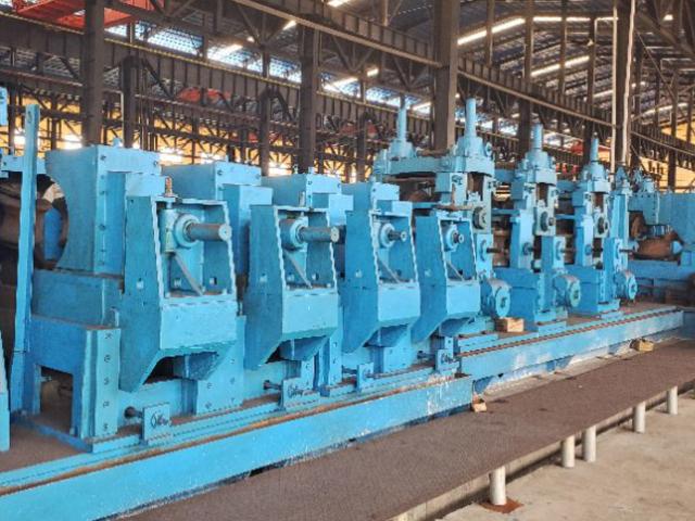 高速自动焊管生产线