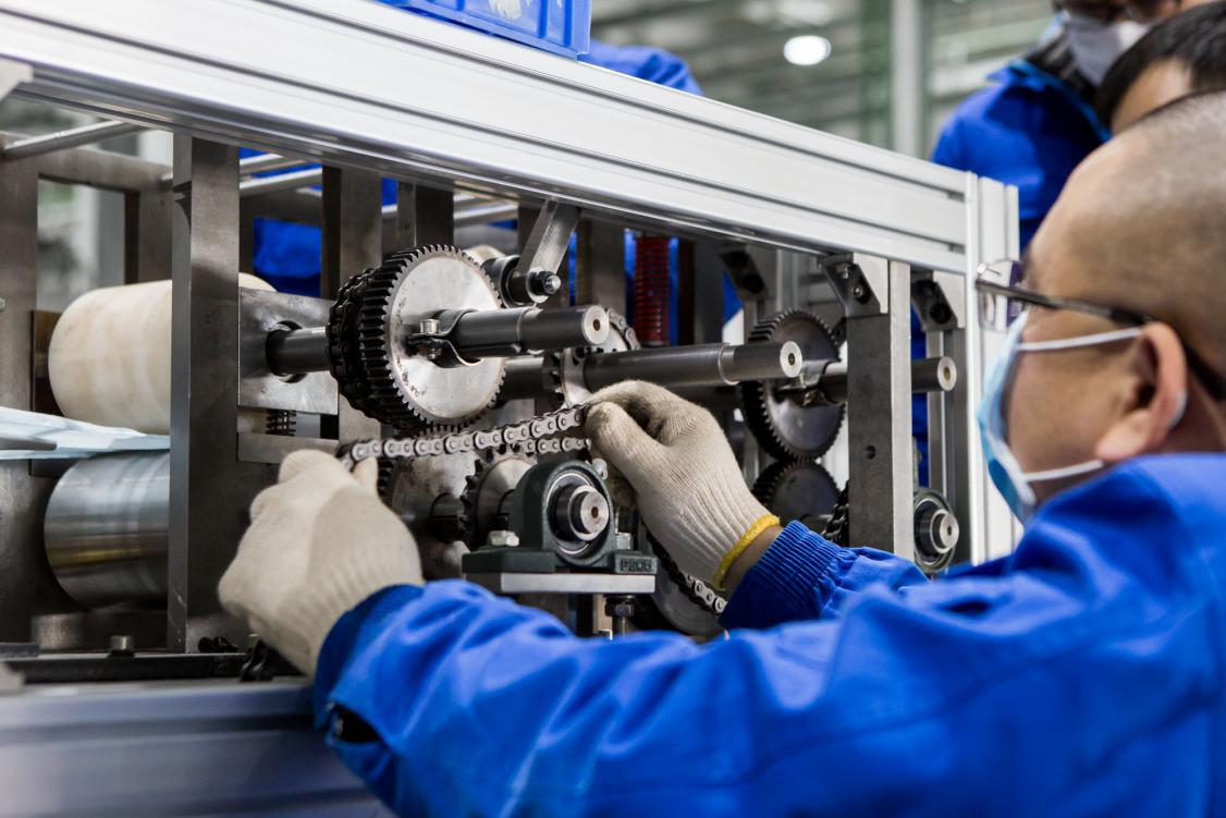 二手焊管设备安装调试服务